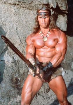 conan the barbarian arnold schwarzenegger