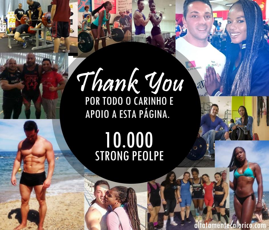 10.000 vezes obrigado