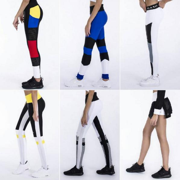 gash - roupa fitness -leggins