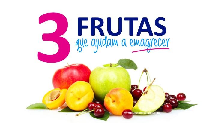 fruta para emagrecer
